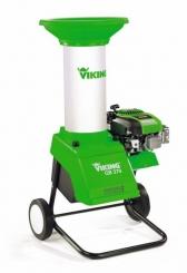 Измельчитель бензиновый садовый VIKING GB 370.2 комплек с прямой воронкой