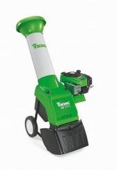 Измельчитель бензиновый садовый VIKING GB 370.2 комплект с наклонной воронкой