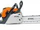 "Бензопила STIHL MS 211 C-BE 14"" - фото №1"