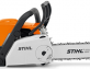 "Бензопила STIHL MS 180 C-BE 14"" - фото №1"