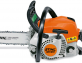 "Бензопила STIHL MS 181 C-BE 14"" - 35 см - фото №2"