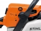 "Бензопила STIHL MS 230 C-BE 16"" - 40 см - фото №5"