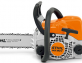 "Бензопила STIHL MS 180 C-BE 14"" - фото №2"
